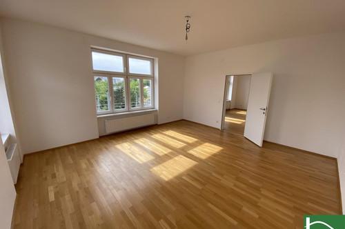 Herausragende Infrastruktur! geräumige 2-Zimmer-Wohnung! Charmanter Altbau!
