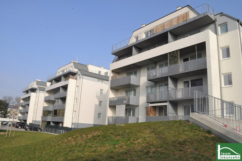 !!Neubau in Top-Lage - Modernes Wohnen im schönsten Teil St. Pöltens - Großer Garten - Nahe Sonnenpark!!
