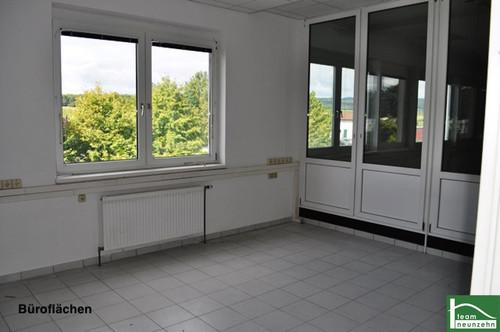 Lager, Büro, Geschäft! Zufahrt mit großen LKW's möglich! 10 m² - 1500 m²! Ab 25€ Netto/Monat!! Gewerbepark Donnerskirchen