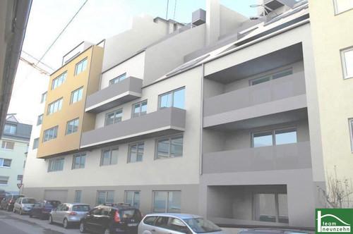 NACHMIETERSUCHE: Sehr helle 2 Zimmerwohnung + Terrasse in Hofruhelage!! Möblierte Küche - Hochwertige Ausstattung - inkl. Fußbodenheizung