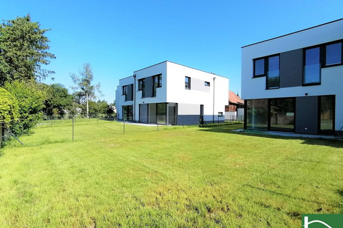 Modernes Wohnen an der Donaulände! nur 20 Minuten von Tulln City entfernt!