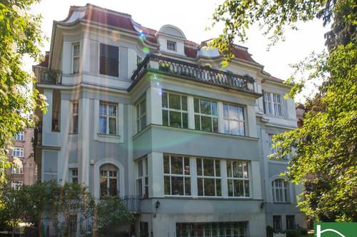 traumhafte Beletage im Herzen Wien's, eine absolute Rarität