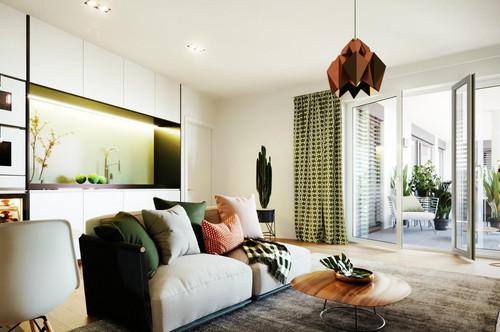 RIVERBANK Homes - Trendige Neubauwohnungen beim Liesingbach - Anleger & Privat