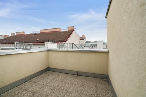 Gemütliche Terrassenwohnung in zentraler Lage!