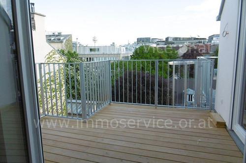 Erstbezug - schöne, unbefristete Terrassenwohnung!