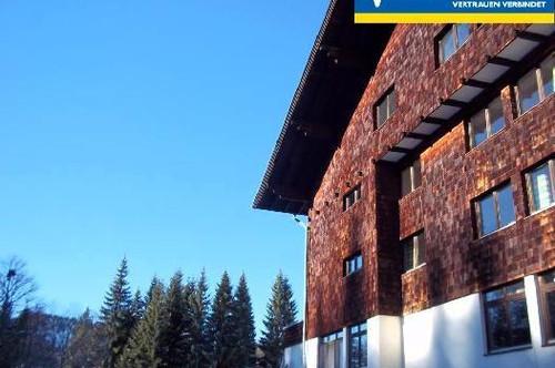 <b>Apartments oder Hotel in romantischer Bergwelt</b>