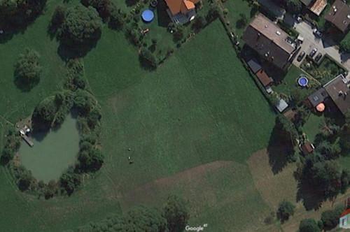 Baugrund für 2 Wohneinheiten in Grub im Wienerwald