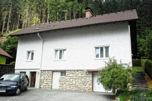Investobjekt! Großes Haus bietet Platz für 3 Mietwohnungen_Skigebiet Spital und Semmering
