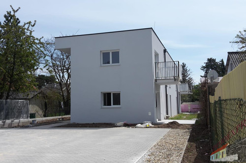 Neubau Mietwohnungen in Strasshof