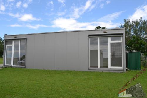 3 gebrauchte Containerhäuser (Mikrohäuser) zu verkaufen ohne Grundstück