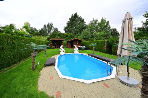 Steinabrückl - den Sommer am eigenen Pool geniessen... gepflegtes Eck-Reihenhaus