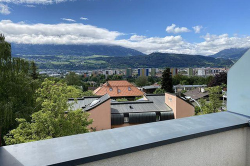 IBK-Arzl: moderne Penthouse-Maissonette in Top Lage!