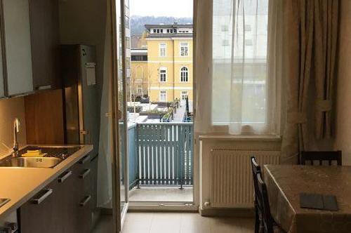 IBK Wilten – 2 Zimmer Wohnung mit zwei Balkonen