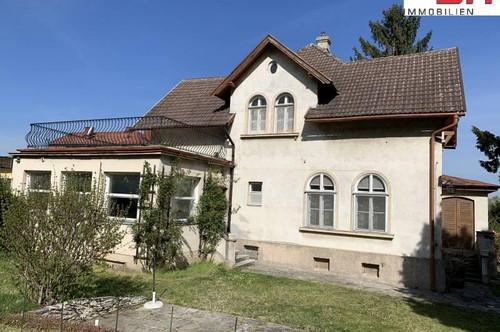 ALTVILLA + 3.063 m² Grund - BIT Immobilien