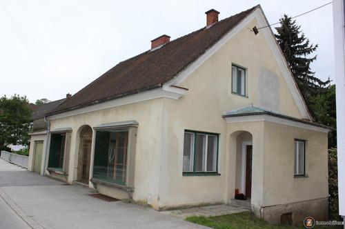 Oberschützen: Sanierungsbedürftiges Wohnhaus im Zentrum