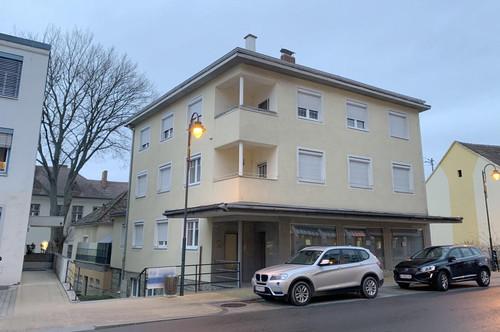 Mehrparteienhaus mit Verkaufsfläche - für Anleger oder Großfamilie