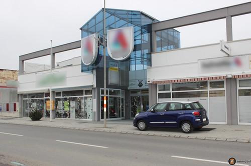 Einkaufs- Gewerbepassage in Zentrumsnähe (versch. Größen)