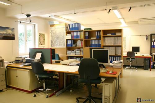 Graz Andritz: Helles, wunderschönes Doppelbüro