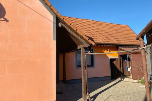 Schmuckes Häuschen in Rohrbach bei Mattersburg