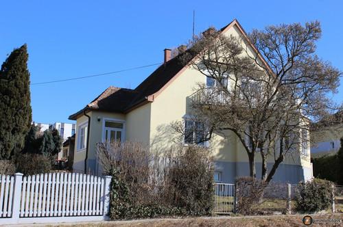 Oberwart: Stadtvilla in ruhiger Aussichtslage