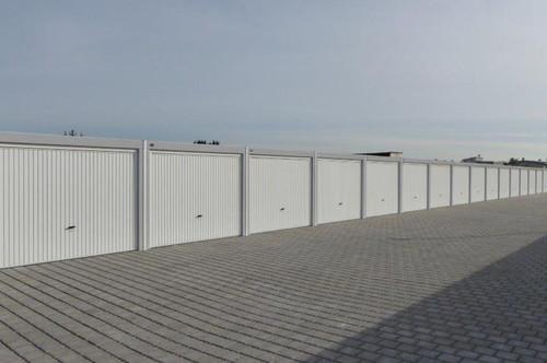 Garagenboxen am Stadtrand in 2700 Wiener Neustadt zu vermieten