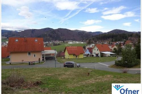 Grundstücke über den Dächern von Köflach mit Traumaussicht!