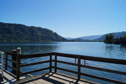 Sommerfrische am Ossiacher See!