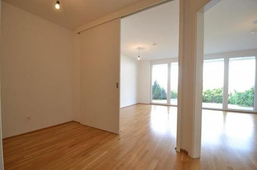 Liebenau - 47m² - 2 Zimmer Wohnung - Terrassenwohnung mit Garten - Westausrichtung
