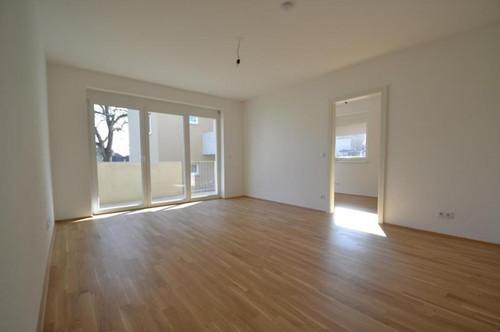 Liebenau - NEUBAU - 59m² - 3 Zimmer - großer Balkon - Nähe Magna -  inkl. Tiefgarage