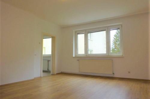 Freundliche und helle Garconniere mit separater Küche in sehr ruhiger Lage, Nähe LKH und MedUni Graz