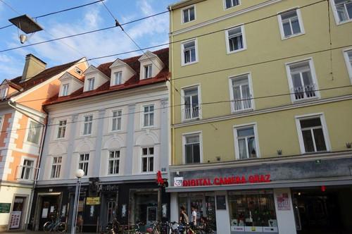 EINZIGARTIG - Anlagepaket bestehend aus 3 Wohnungen in perfekter Lage direkt gegenüber dem Grazer Kunsthaus