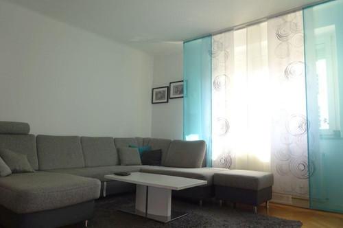 Wunderschön sanierte 5-Zimmer-Wohnung mit Balkon in zentraler Lage