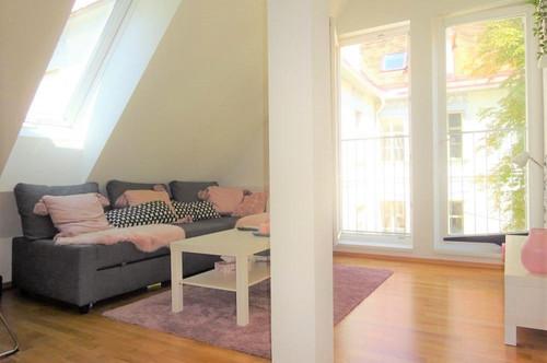 Direkt am Südtiroler Platz - Perfektes Anlageobjekt - 2-Zimmer-Wohnung in absoluter Bestlage