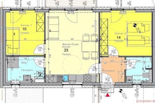 Attraktive 3-Zimmer-Neubauwohnung mit Garten in Graz Waltendorf