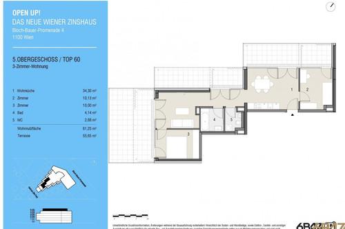 Traumhaft wohnen mit 3 Terrassen