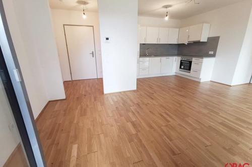 Lichtdurchflutete 3-Zimmer Wohnung im modernen Neubauprojekt in Jedlesee in 1210 Wien zu mieten