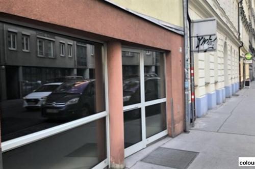 Kleines Geschäftslokal nahe Margaretenstraße/Pilgramgasse