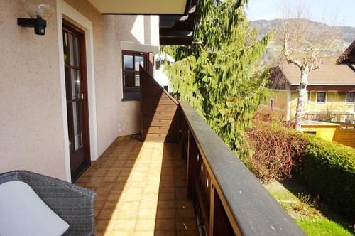Mondsee - freundliche 3 Zimmer Balkonwohnung in beliebter Wohngegend!