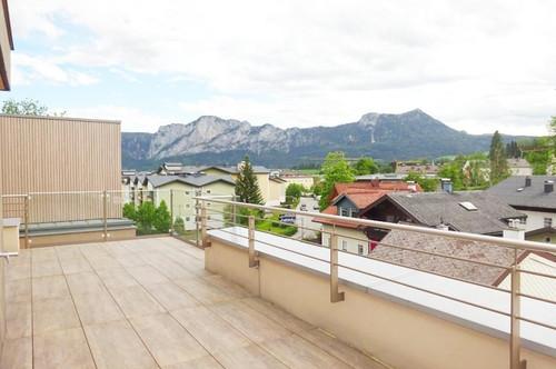 Mondsee on TOP - Exklusive 3 Zimmer Penthousewohnung im Zentrum jetzt mieten!!!
