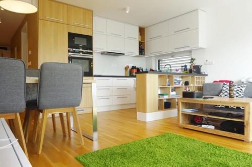 "2-Zimmer Mietwohnung möbliert ""Modern Living"" am Schlössl in Mondsee"