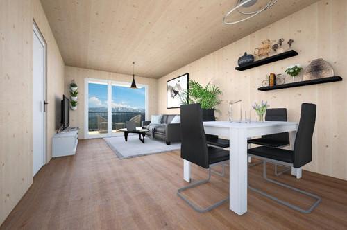 Traumhafte 2-Zimmerwohnung mit Ausblick auch als Ferienimmobilie geeignet