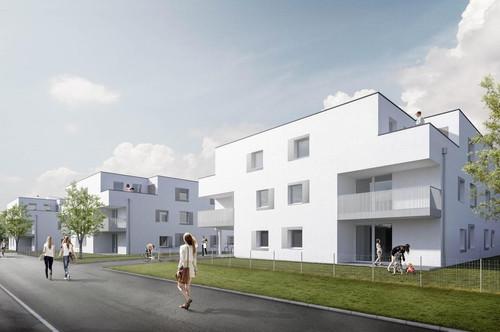 2-Zimmerwohnung mit Terrasse! Neubau!