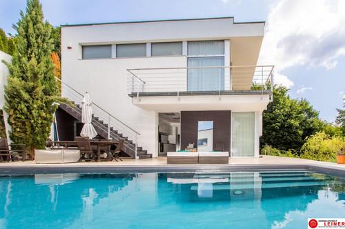 Designervilla in Kaltenleutgeben - einzigartiges Wohnerlebnis