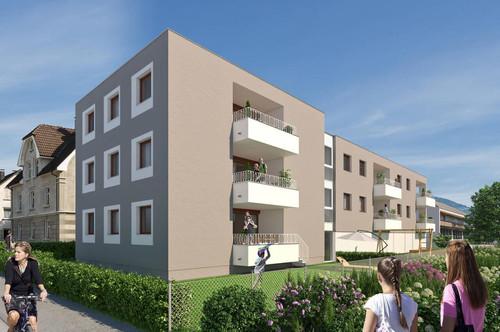 Bezugsfertig! 3-Zimmer-Terrassenwohnung in zentraler Lage I Top 04