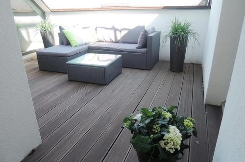 Exklusives Wohngefühl mit Dachterrasse!
