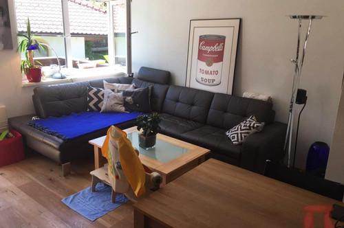 Moderne 2,5-Zimmer-Wohnung mit Balkon