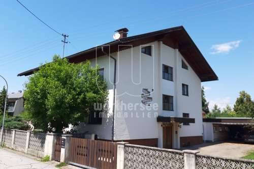 Mehrfamilienhaus mit doppeltem Potential in Klagenfurt - Ruhelage