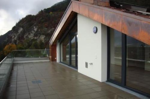 Zirl: Penthousewohnung auf 100 m2 mit großer Terrasse und Tiefgarage um € 1410.--