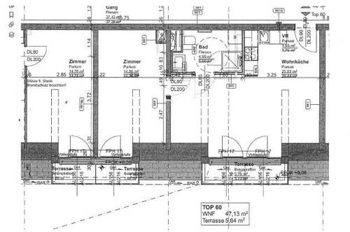 DG-Wohnung mit 2 Terrassen ab August 2020 zu vermieten!
