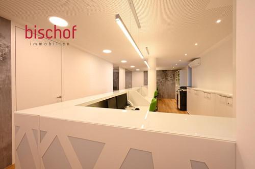 Exklusive und neuwertig ausgestattete Bürofläche zu vermieten